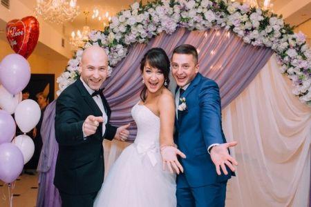 Нужен ведущий на свадьбу Киев
