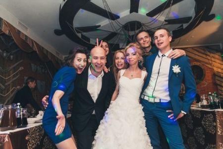 Услуги ведущего на свадьбу в Киеве