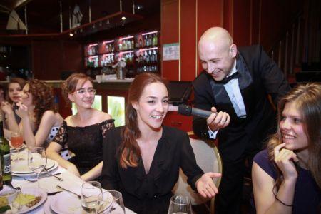 Ведущий на вечеринку в Киеве