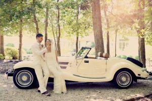 Стиль винтажной свадьбы