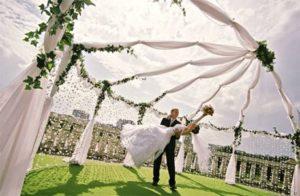 Организация свадеб с ведущим Денисом Скрипко в Киеве