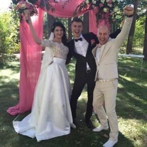Тамада на свадьбу Киев, основной секрет тамады