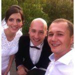 Отзыв Александра о работе свадебного ведущего Дениса Скрипко