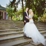 Отзыв Александры и Дмитрия о работе ведущего на свадьбе в Киеве Денисе Скрипко