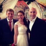 Отзыв Анны о проведении праздника ведущим в Киеве Денисом Скрипко