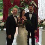 Отзыв Катерины и Владимира об услуга ведущего на свадьбе