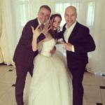 Отзыв Катерины о лучшем ведущем свадьбы в Киеве Денисе Скрипко