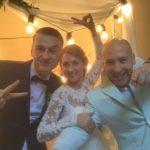 Отзыв Юли и Павла о ведущем Киев Денисе Скрипко