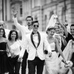 Відгук Валерії та Дмитра про ведучого на весіллі у Київі Дениса Скрипко
