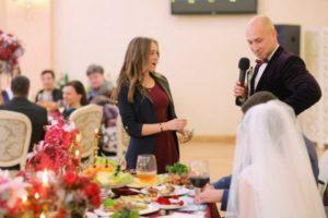 Ведущий на свадьбу в Киеве дополнительные услуги