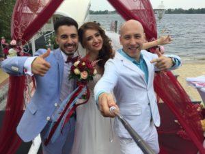 Юбилеи свадеб в Киеве