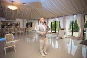 Креативный ведущий на свадьбу