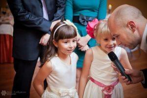 Лучший ведущий на свадьбу в Киеве