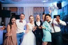 Шоу программа на свадьбу Киев