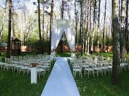 Свадьба на природе в окрестностях Киева, советы ведущего о месте проведения свадебного торжества