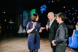 Ведущий на Новый Год в Киеве, организация и проведение праздников