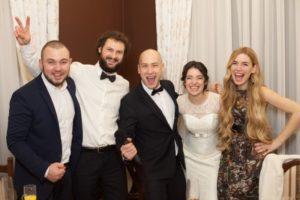 Ведущий свадеб в Броварах