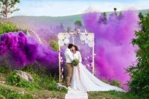 Свадьба в стиле бохо - выбор творческих и креативных людей