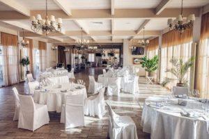 Днепровская Ривьера Киев - ресторан для свадьбы