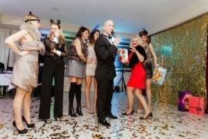 Киев корпоративная вечеринка