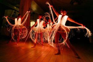 Киев вечеринка неоновая ведущий тамада