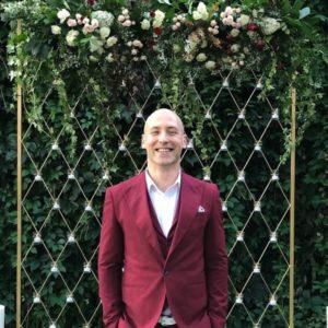 Красная свадьба - ведущий на свадьбу в Киеве