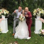 Киев отзыв о ведущем и тамаде на свадьбу
