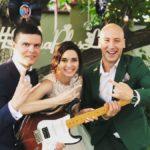 Свадебная рок-вечеринка Лины и Саши