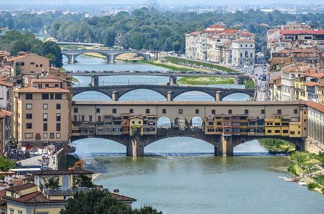 Свадьба в Тоскане (Флоренция)