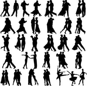 Танцевальные игры на корпоративе