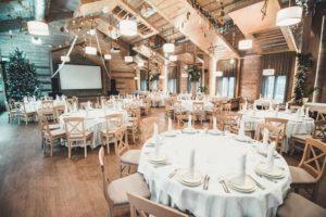 Где отметить свадьбу в Киеве - ресторан Трипольское солнце