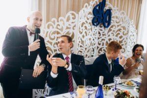 Ведущие на свадьбу Киев отзывы