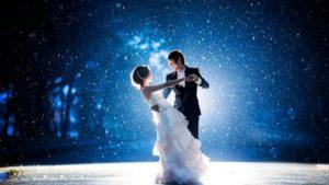 Первый танец молодых традиции на свадьбе
