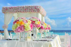 провести свадьбу на природе